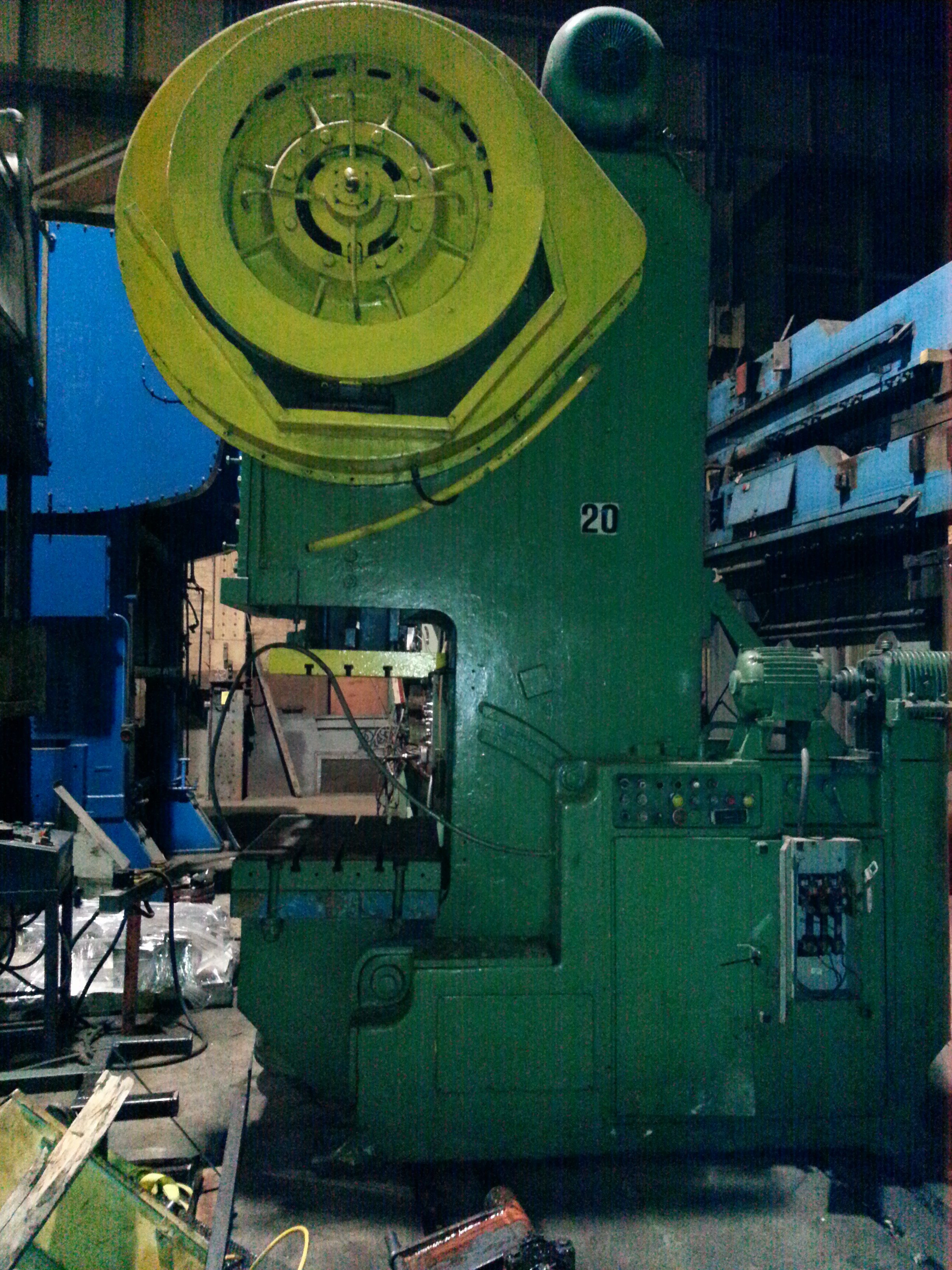 Affordable Machinery - Minster PressAffordable Machinery